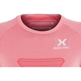 X-Bionic Speed EVO Running Shirt SS Damen pink paradise/pearl grey